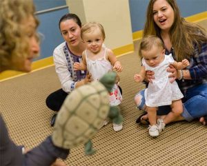 Turtle Tales @ Delray Beach Library