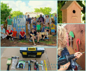 Woodworking with Jake @ DELRAY BEACH CHILDREN'S GARDEN